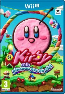 Kirby et le pinceau arc en ciel - cover
