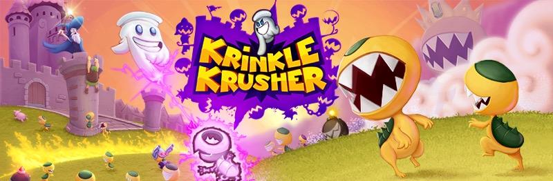 Krinkle Krusher - bannière