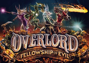 Overlord - Fellowship of Evil - logo