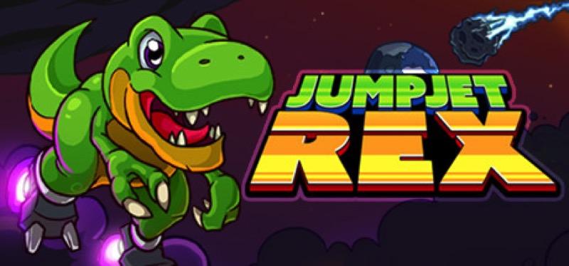 [TEST] JumpJet Rex – la version pour Steam