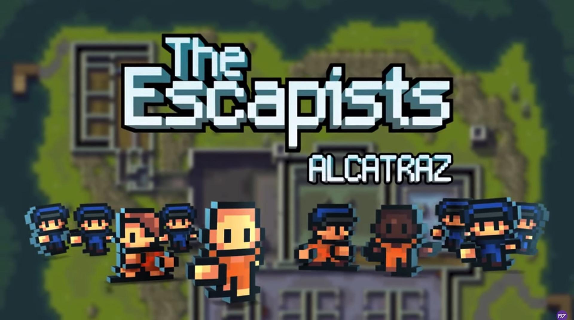The Escapists: Alcatraz