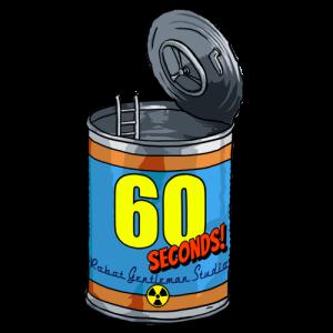 60 Seconds! - logo