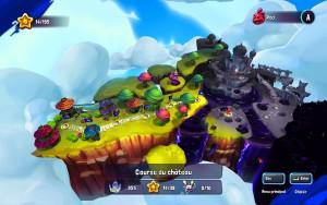 Color Guardians - niveaux