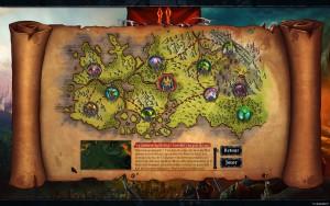 Dungeons 2 - niveaux