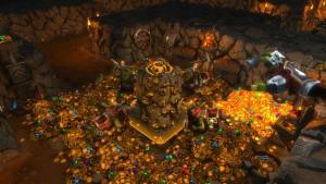 Dungeons 2 - salle aux trésors