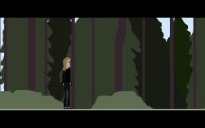 Epanalepsis - rachel dans les bois
