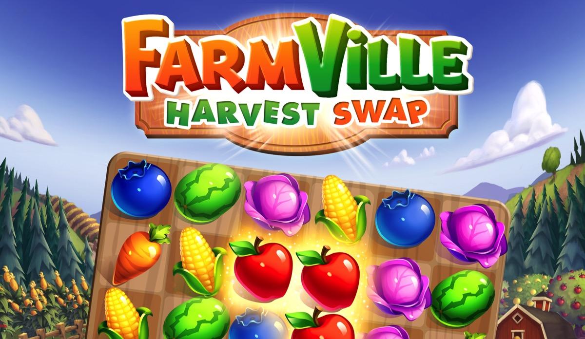 FarmVille : À vos récoltes