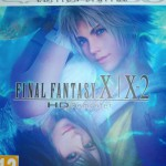 Final Fantasy X:X-2 HD Remaster Ed. Steelbook