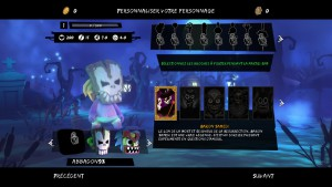 Full Mojo Rampage - personnage