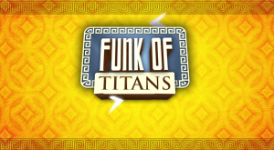 Funk Of Titans - logo