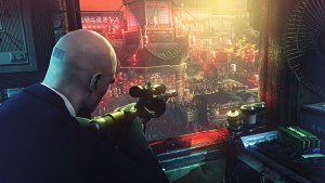 Hitman Absolution - Elite Edition - tir au fusil