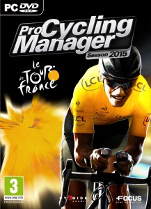 Pro cycling manager 2015 - cover