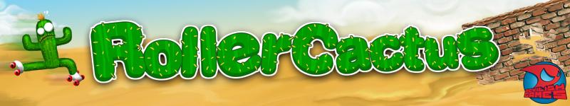 Roller Cactus - bannière