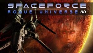 Spaceforce Rogue Universe HD - logo