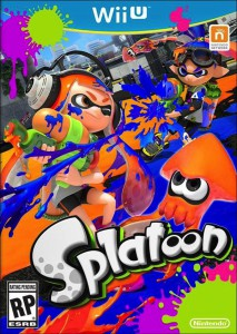 Splatoon - cover