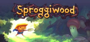 Sproggiwood - logo