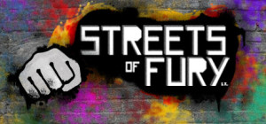 Streets of Fury - logo