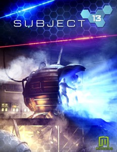 Subject 13 - cover