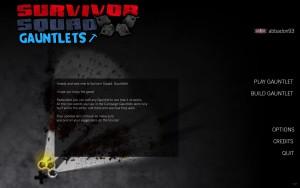 Survivor Squad Gauntlets