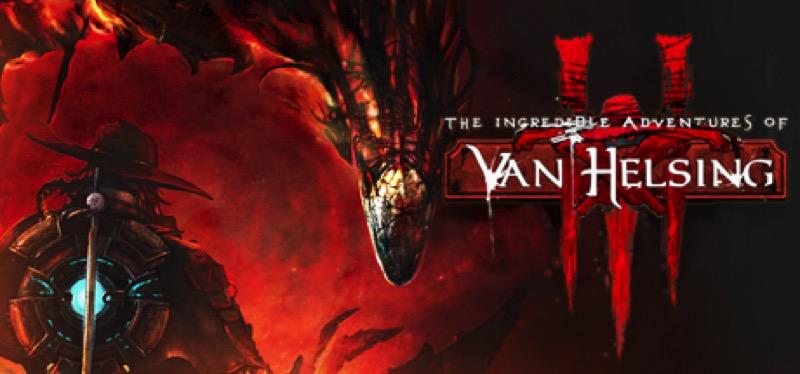 [TEST] The Incredible Adventures of Van Helsing III – la version pour Steam