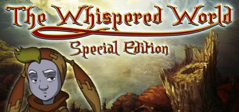 [TEST] The Whispered World Special Edition – la version pour Steam