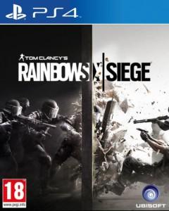 Tom Clancy's Rainbow Six Siege - cover