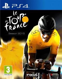 Tour de France 2015 - cover