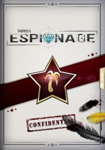 Tropico 5 - Espionage - cover