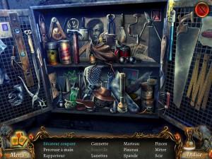 9 Clues 2 - The Ward - objets cachés