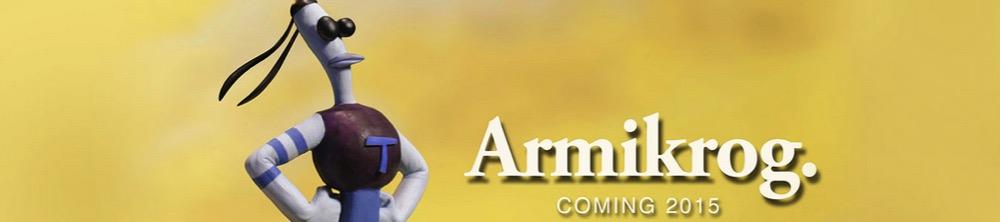 Armikrog - bannière