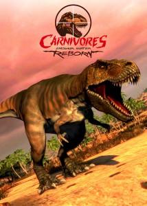 Carnivores - Dinosaur Hunter Reborn - cover