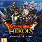 Dragon Quest Heroes - Le Crépuscule de l'Arbre du Monde - cover