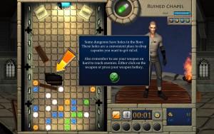 Dungeon of Elements - combat