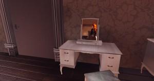 Enola - miroir