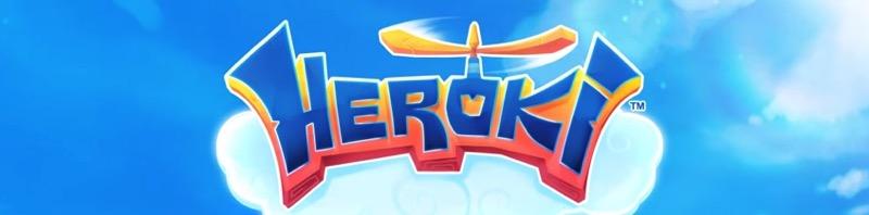 Heroki - bannière