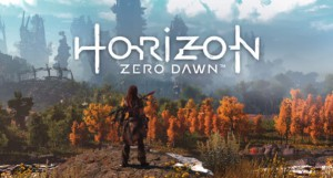 Horizon Zero Dawn - logo
