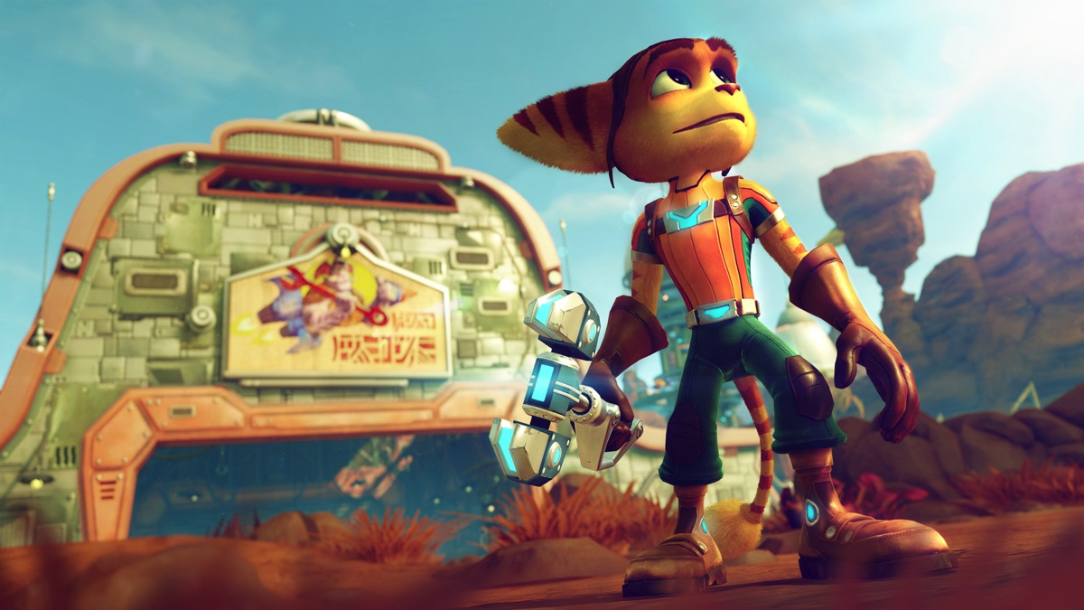Ratchet & Clank – The Game
