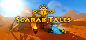 Scarab Tales - logo