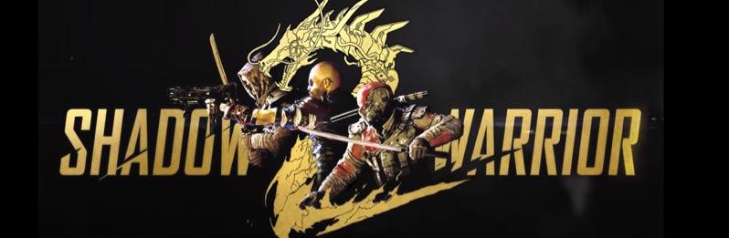 Shadow Warrior 2 - bannière