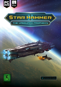 Star Hammer - The Vanguard Prophecy - cover