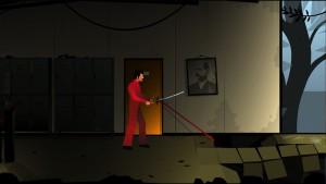 The Silent Age - avec un katana