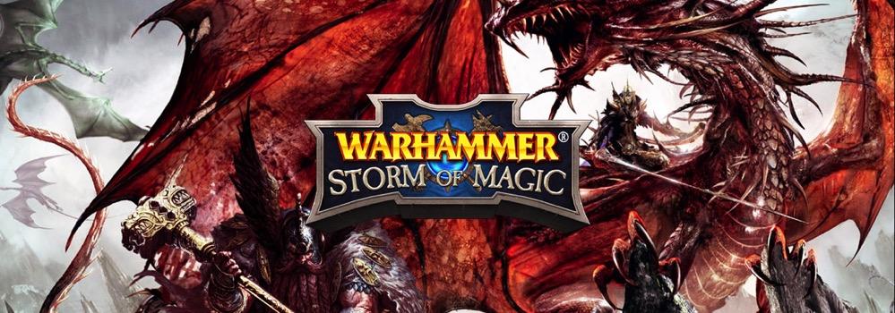 Warhammer - Storm of Magic - bannière