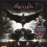 Batman Arkham Knight - cover