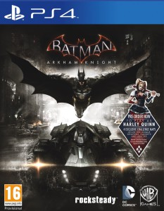 Batman Arkham Knight - cover