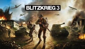 Blitzkrieg 3 - logo