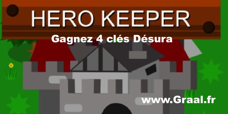 CONCOURS : Gagnez 4 clés Desura du jeu Hero Keeper