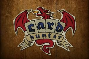 Card Hunter - logo