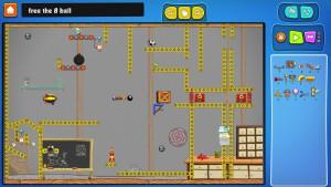 Contraption Maker - niveau