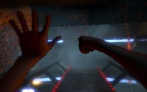 Infinity Runner - cryogénisation