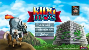 King Lucas - logo